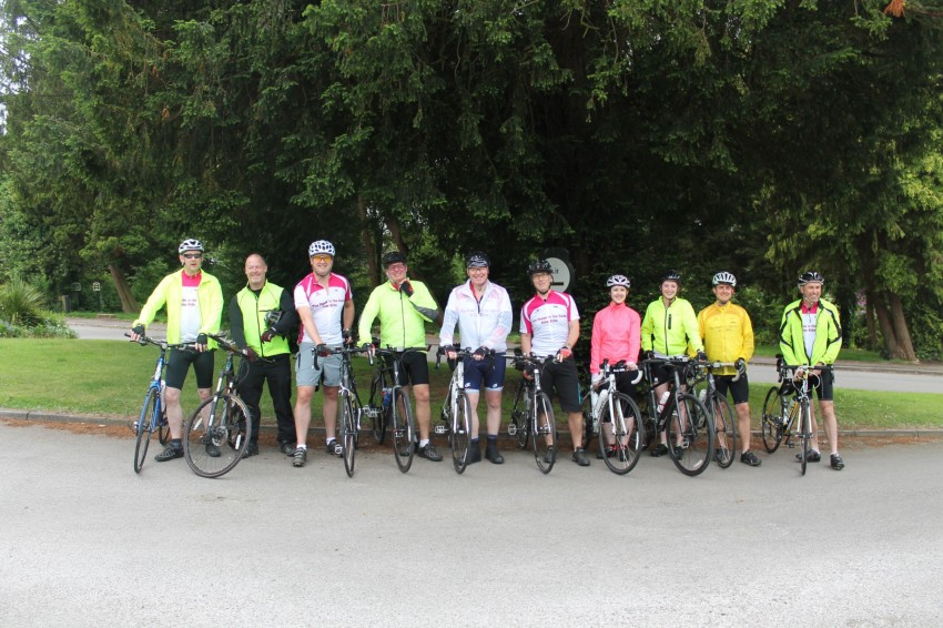Peaks to the Dales Cycling Challenge