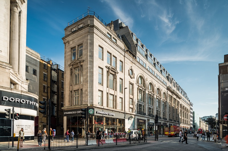 Commercial Property Rent Oxford Street London