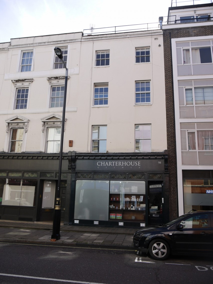 Office Investment Opportunity In Marylebone Allsop