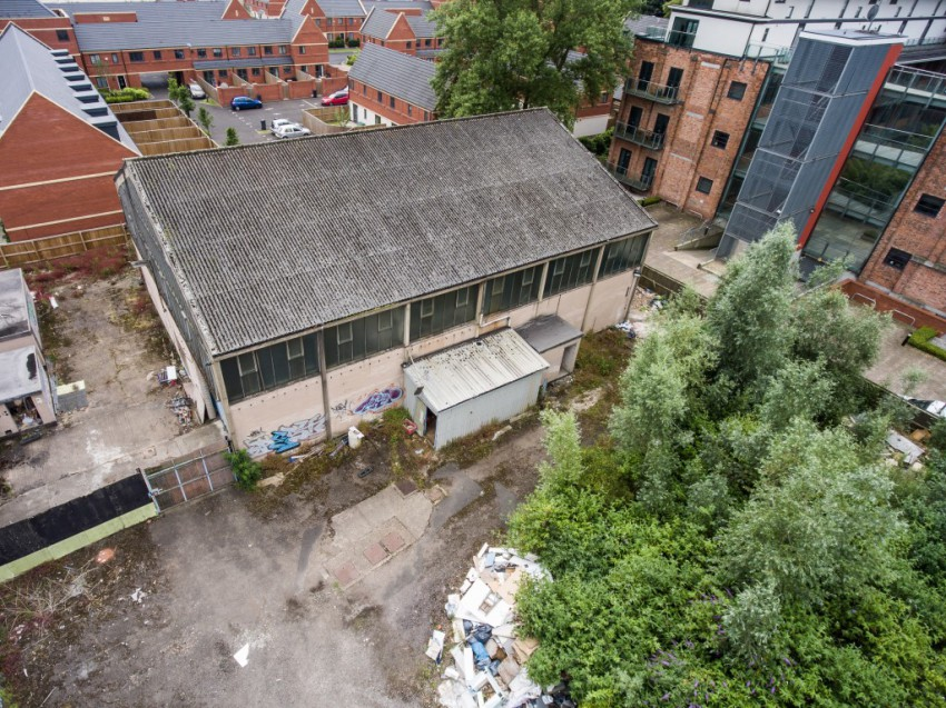 Shoe Factory Leicester Flats To Rent