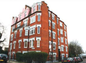 Waldemar Avenue Mansions Fulham Exterior