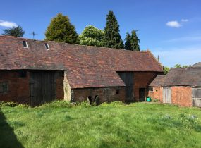 Hartshill Grange Farm Buildings Residential Auction July 2017