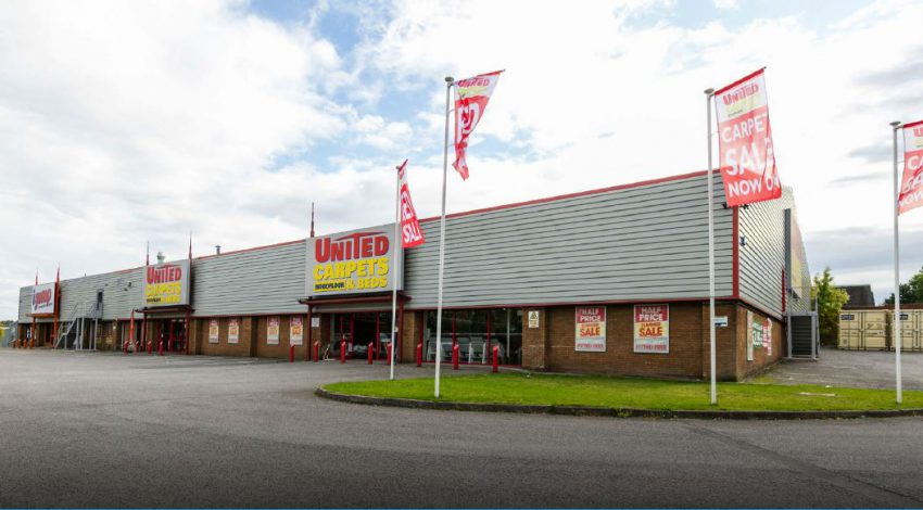 United Carpets And Beds Hartley Road Nottingham Www