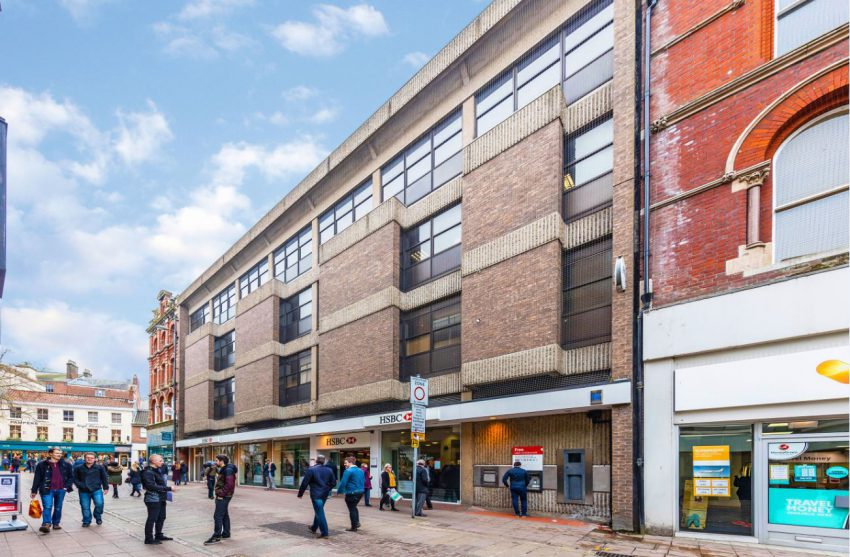 Norwich - High Street Bank Investment (HSBC) Opportunity with Annual