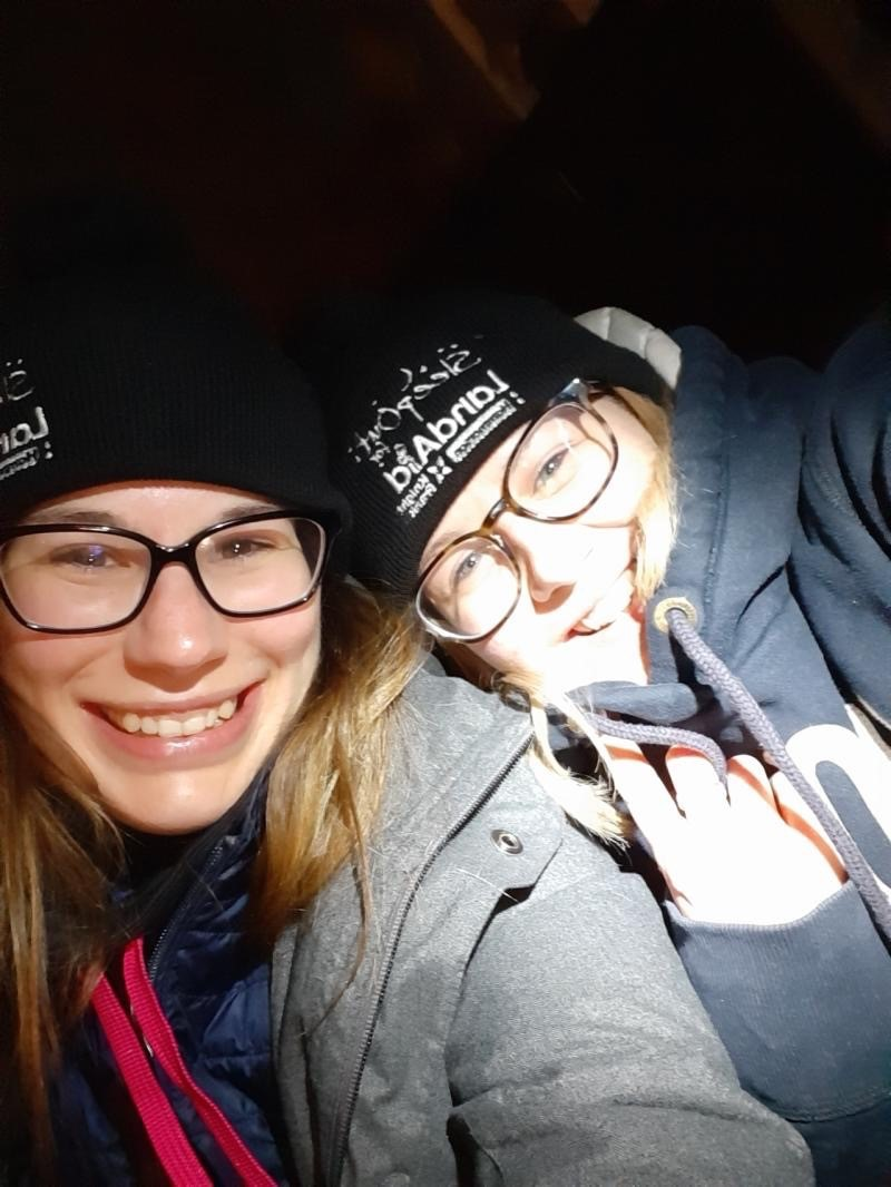 Team Allsop Sleep Out for LandAid